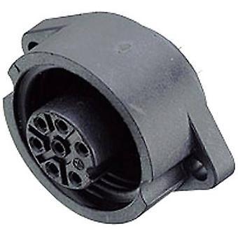 Sammelmappe Standard Circular Connector Serie 692 Nennstrom (Details): 10 eine Reihe von Pins: 6 + PE