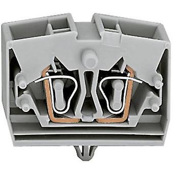 WAGO 264-341 Terminal 10 mm Pull Primavera configurazione: L grigio 1/PC