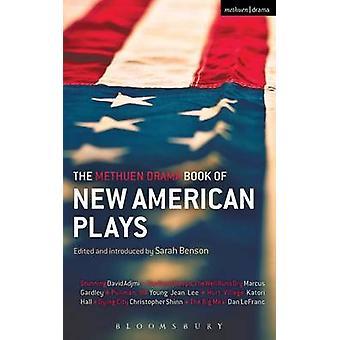 The Methuen Drama Book of New American Plays by Adjmi & David