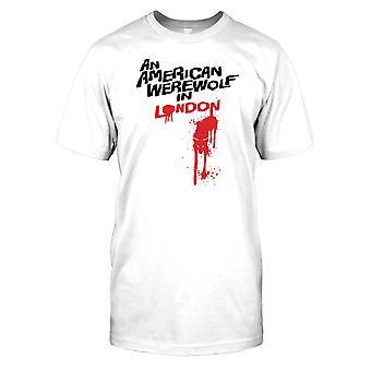 American Werewolf in London Kinder T Shirt