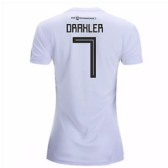 2018-19 Tyskland hjem Women 's skjorte (Draxler 7)