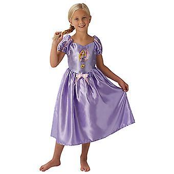 Rapunzel Fairytale Märchen Prinzessin Kleid für Kinder