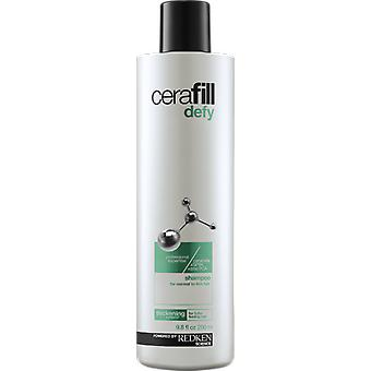 Redken Cerafill Defy Shampoo Normal Hair 290ml
