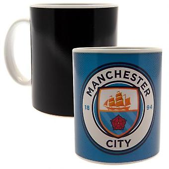 Manchester City varme ændre krus