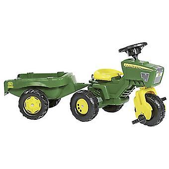 Rolly Toys 052769 RollyTrac John Deere tracteur avec remorque