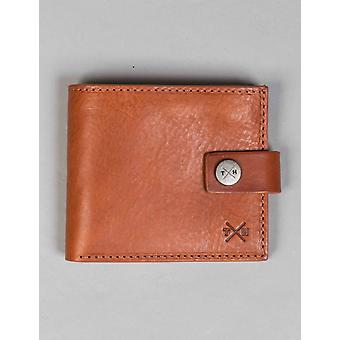 Tumble and Hide Chukka Leather Classic Wallet - Tan