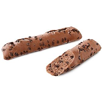 Bridor Frozen Cocoa & Chocolate Chip B'Break Bread