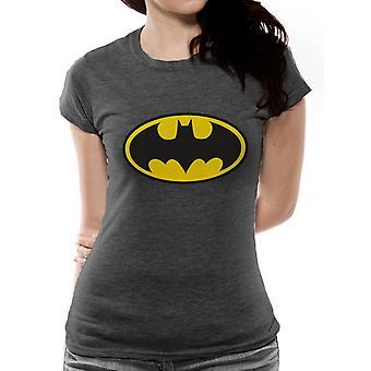 Batman - Logo  T-Shirt, Kvinnor