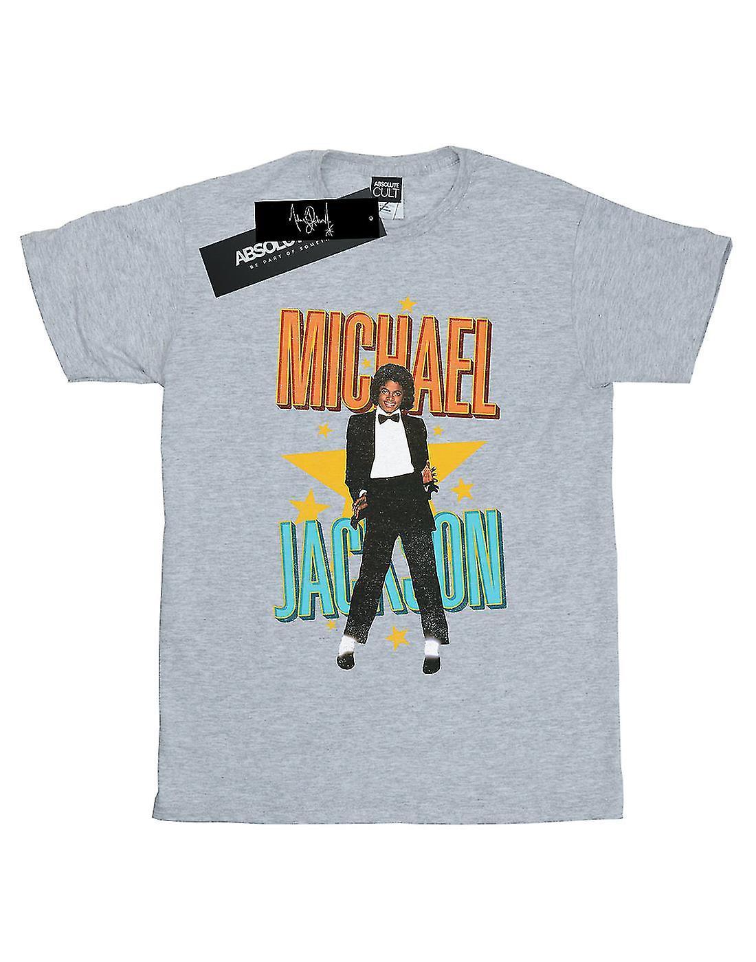 Michael Jackson Boys Retro Star T-Shirt