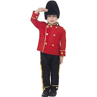 Busby Guard Costume, Medium Age 7-9