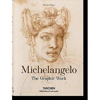 Michelangelo - Drawings by Thomas Popper - 9783836537193 Book