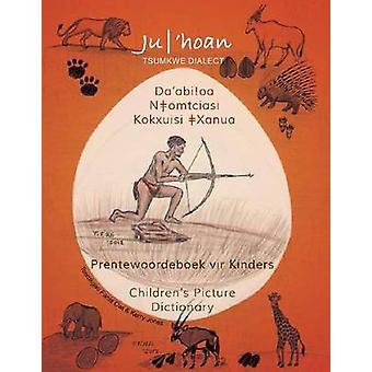 Ju /'Hoan kinder foto woordenboek door Kerry Jones - Tsemkgao Fani