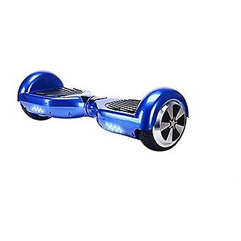 Blue Bluetooth Segboard With Bluetooth + Speaker Segway Hoverboard