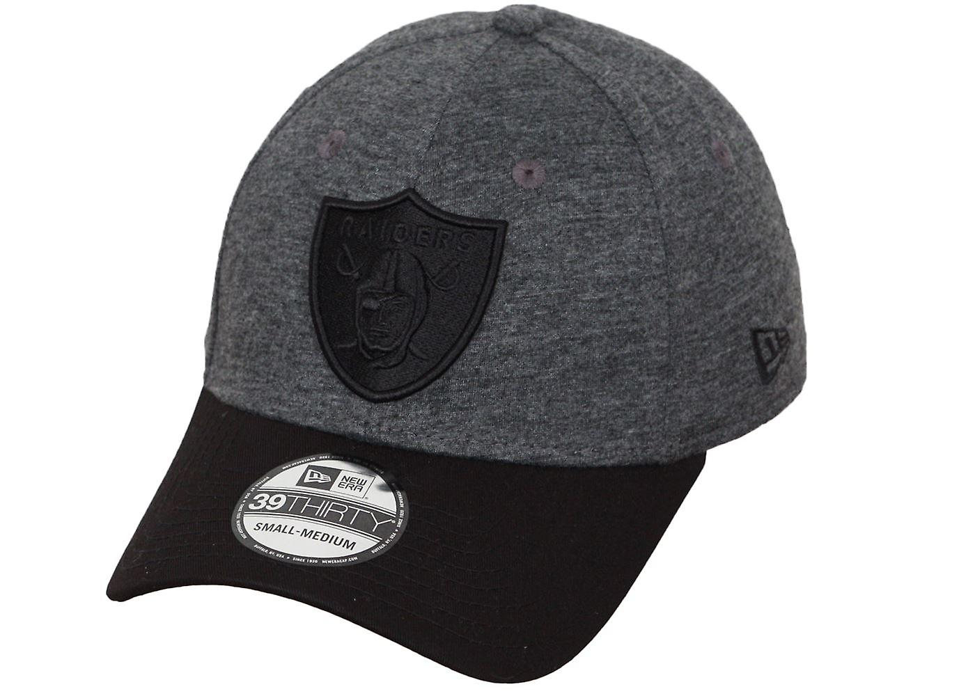 New Era Essential Jersey 39Thirty Cap ~ Oakland Raiders