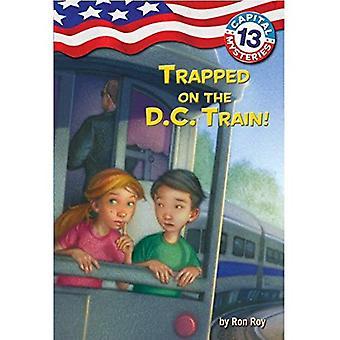 Gevangen op de DC-trein! (Kapitaal Mysteries