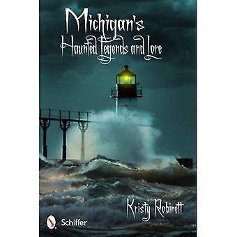 Michigan de Haunted leyendas y Lore