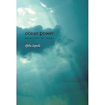 Ocean Power: Poems from the Desert