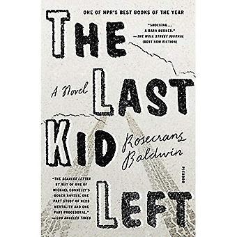 L'ultimo bambino di sinistra: Un romanzo