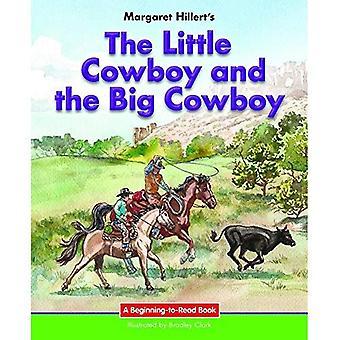 Little Cowboy och stor Cowboy (början att läsa)