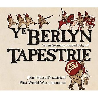 Ni Jeanette Tapestrie: John Hassall satiriska första världskriget Panorama