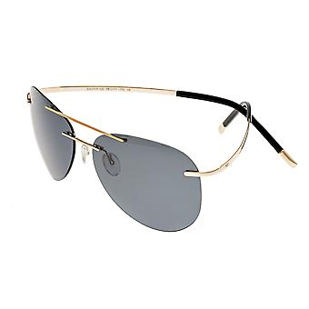 Simplify Sullivan Polarized Sunglasses - Gold/Black
