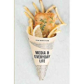 Los medios de comunicación y vida cotidiana