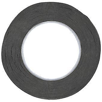 61395 tesa קלטת-שחור-9 מ מ x 100 מטר