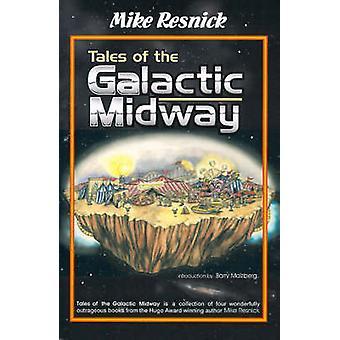Geschichten von der galaktischen Mitte von Resnick & Michael D.