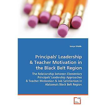 Los directores motivación de profesor de liderazgo en la región de Black Belt por Webb y Sonya