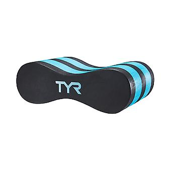 TYR Classic Adult Pull Buoy Float - Black/Blue