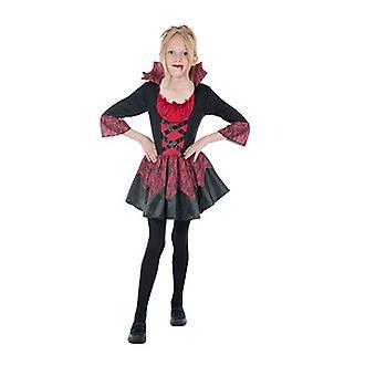 Small vampire bat child costume