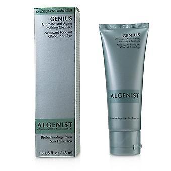 Algenist Genius Ultimate anti-aging smältande Cleanser-Travel storlek-45ml/1.5 oz