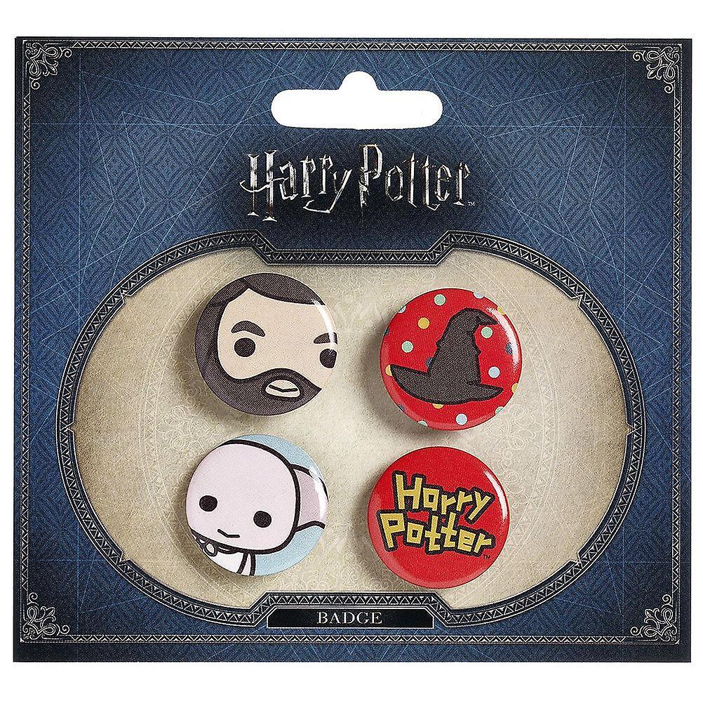 Harry Potter Cutie Button Badges (Style 4)