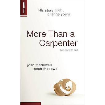 More Than a Carpenter by Josh McDowell - Sean McDowell - 978141432627