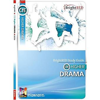 Brightred Study Guide CfE Higher Drama by Kerry Reith - 9781906736842