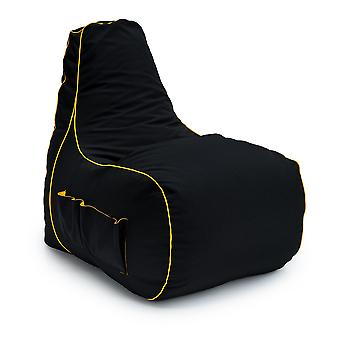 GAME OVER Scorpion Chain (Yellow) Bean Bag Gaming Chair