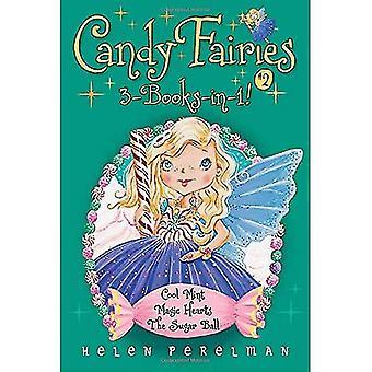 Candy Feen 3-Books-In-1! #2: Coole Mint; Magische Herzen; The Sugar Ball (Candy Fairies (Paperback))