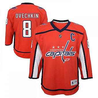 Outerstuff Nhl Washington Capitals Alexander Ovechkin Home Youth Jersey