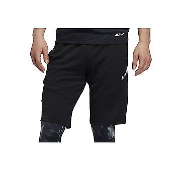 Adidas parley krátke EJ8088 školenia celoročné Pánske nohavice