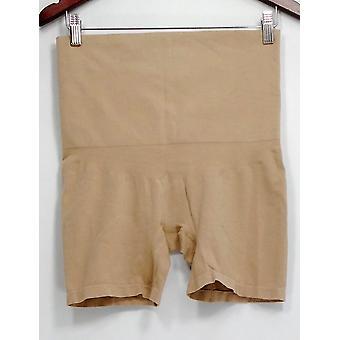 Aérographe par Women with Control Shaper Airbrusher Shorts Beige A269823