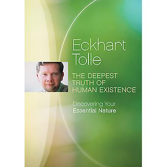 Deepest Truth Of Human Existence (DVD) 9781894884839