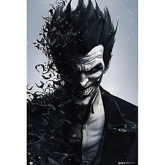 Batman Arkham Joker Poster