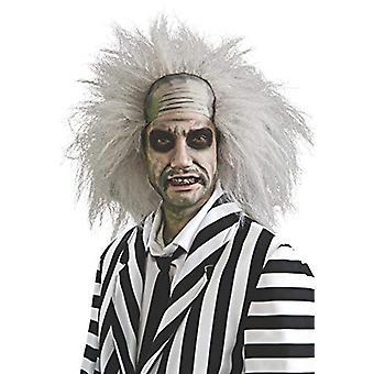 Rubie ' s kostym Beetlejuice vit peruk, vit, en storlek, grå, storlek en storlek