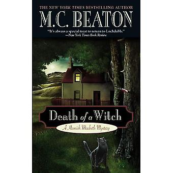 Death of a Witch (Hamish Macbeth Mysteries)