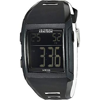Armitron Clock Man Ref. 40/8261BLK