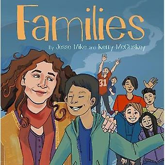 Families by Kerry McCluskey - 9781772271614 Book