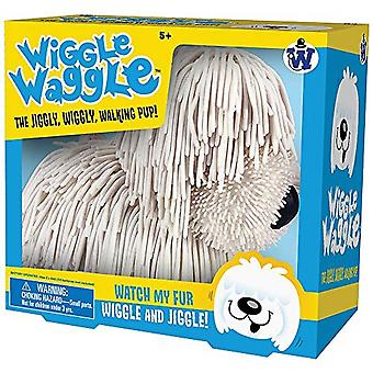 Wiggle Waggle Dog - Walks, Barks and Jiggles When He Moves - Ages 5+
