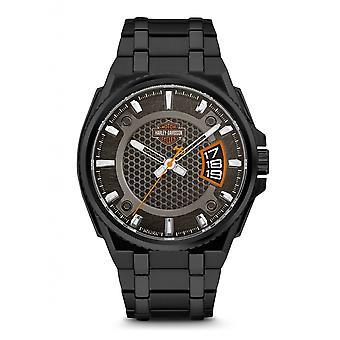 Harley Davidson 78B151 Men's Dimensional Wristwatch