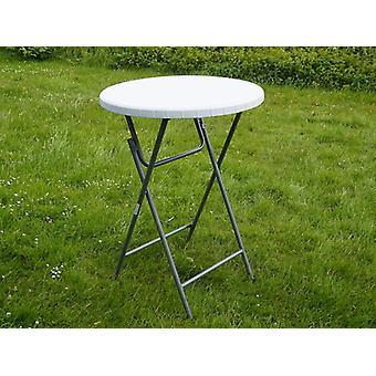 Tavolo bar rotondo PRO Ø80cm, Grigio chiaro