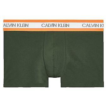 Calvin Klein Neon Cotton Stretch Trunk, Duffel Bag / Orange, X-Large